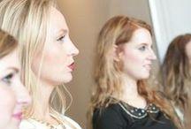 Grazia ❤ Beautybloggers masterclass 2013 / #GraziaBBMC / by Grazia Nederland