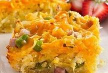 Top 10 Egg Bakes / Egg bakes are Bisquick favorites -- and the perfect company-good casserole! / by Bisquick