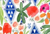 Prints and Pattern / Print and pattern design.