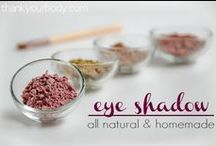 DIY Beauty / Healthy and frugal beauty solutions