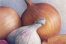 Colored Pencil Art / Amazing art created with colored pencils.