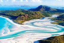 Australien & Neuseeland / Tipps und Inspirationen für einen Urlaub in Australien oder Neuseeland. Hier sammle ich meine persönlichen Highlights, die ich mir unbedingt ansehen will, sobald es mit einer Reise nach Ozeanien klappt.