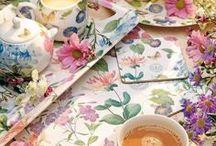 Tea Time / Cups | Saucers | Brews | Tea Art | Tea Cozy