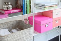 Home Office / Home office decor and design.