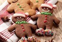Christmas Baking / Tasty things to bake for Christmas.