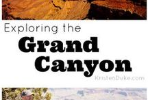 Travel:  Grand Canyon/Utah