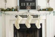 Christmas Decor / Decoration for the Christmas Holidays.