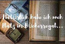 Buchtipps | Books / Wenn Du nichts mehr zu Lesen hast, gibt es hier Empfehlungen! Aber Vorsicht! Den neuesten Liebesroman wirst Du hier nicht finden, dafür viel Brain Food, Inspirationen & Ideen. Einfach schöne, spannende Bücher! Vielleicht ist auch ein Neuzugangfür deine Bibliothek dabei.