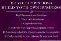 BE YOUNIQUE https://www.youniqueproducts.com/RoseParra/business / All Natural Beauty Products / by Rose Parra