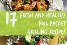 EAT: Grilling Out/Hobo Packs