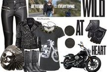 Biker Rings and Bling / Create YOUR Inner Biker Style! Be Bold and Be Free - Wear Biker Rings and show your attitude!  Biker Chic Styling!  Visit our store to show his / her fun, edgy side with a vintage chunky biker ring!  http://stores.ebay.com/Stuff4Uand4U