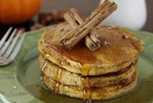 Festive Fall Flavors / Delicious Bisquick recipes that incorporate the tastes of the fall season like: pumpkin, apples, cinnamon and maple.