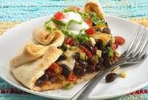 #MeatlessMonday / Mmm mm! Here are some of our fav meatless meals using Bisquick.