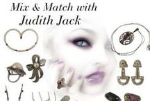 Judith Jack Jewelry / Crafted primarily in Sterling Silver and adorned with Marcasites,  Judith Jack makes beautiful victorian-inspired jewelry.   The beauty of Judith Jack is timeless. Visit us at http://stores.ebay.com/Stuff4Uand4U for a vast selection of Judith Jack Jewelry.