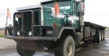 AB American OilField (1) / American Hard & Heavy Trucks for Hard & Heavy OilField Work.