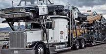 AB American Car Transporter Rigs (1) / American Car Transporter Trucks.