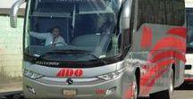 X Brazilian Buses (01) / Long Course Brazilian Companies Buses.