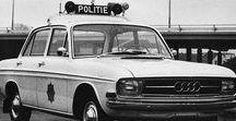 W World Police Deprt (2) / Oldtime World PD Cars.