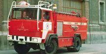 W World Fire Rescue (4) / Oldtime World Fire Deprt Trucks.