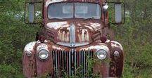 AA Abandoned Fire Trucks / World FD Abandoned & Rusty Iron.