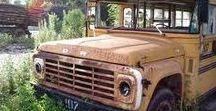 AA Abandoned Buses / World Abandoned Buses.