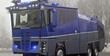 W World Police Deprt (1)-(1)-(1)-(1) / European Heavy Armored Squad Vehicles,Heavy Machinery & Mobile Crime Combat Centers & Search.