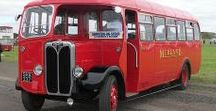 X European Old Buses (2) / European Oldtime Classic Buses.