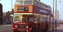 X European Old Buses (3) / European Oldtime Double Deck Buses.