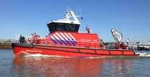 W World Fire Rescue (9) / European Amphibien & Nautic FD Rescue & Search Units.