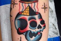 Tattoos / Tattoos from quirky to just plain absurd.