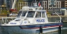 """AB American A-Wheel PD (1)-(1)-(1)-(1)-(1) / American PD & Sherif""""s Rescue,Search & Pursuit Boats."""
