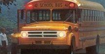 X American Buses (2)-(2)-(2) / Oldtime American School Buses.