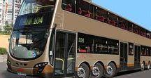 X World Weird Buses (3) / World Articulated Express Buses.