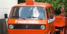 W World Fire Rescue (6)-(6) / Oldtime Light FLORIAN FEUERWEHR/BRANDWEHR.