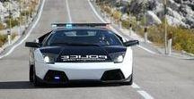 W World Police Deprt (01) / World PD Supercars.