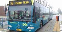 X European City Buses (1)-(1) / European Modern Articulated City Buses.