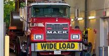 AB American Fire Deprt Trucks (0111)-(0111)-(0111)-(0111) / American FD Forrest Clean Heavy Response.