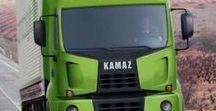 C A Russian Trucks (1) / Russian & Czechian Republic Trucks.