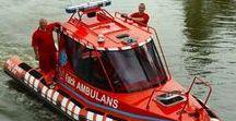 W World PAmbulances (5) / World Maritime Ambulances.