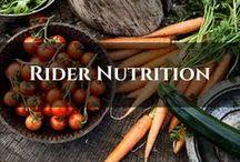 Rider Nutrition