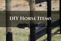 DIY Horse Items / Tips and tricks on how to make your own horse items