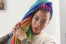 Hair: Colors / Colors
