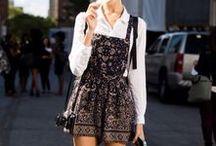 Fashion: Overalls