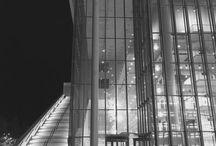 Sunday black&white / Culture Center Stavros Niarchos Foundation