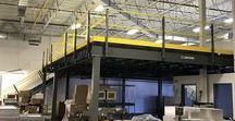 Mezzanines / Showcase installs and photos of projects we have done regarding mezzanines