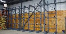 Racking Systems / Showcase installs and photos of projects we have done regarding Racking Systems
