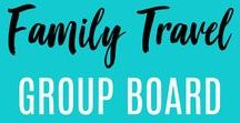 FAMILY TRAVEL GROUP BOARD / Group board focused on family travel. Share your fabulous family friendly travel pins! Please re-pin from this board when you post to it. All pins must be PG and vertical only. If you would like to be a contributor please, please follow me then send me a message via Pinterest or email me at amber@momabroad.com with your Pinterest profile link. Feel free to add other travel bloggers specializing in FAMILY travel. Happy Pinning!