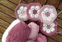 Crochet sweet stuff