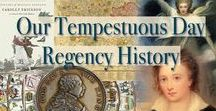 Snippets of Regency History / Posts from my author blog at clarealexanderwrites.com