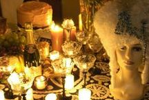 Halloween ...My Fave! / Marie Antoinette Dinner Party